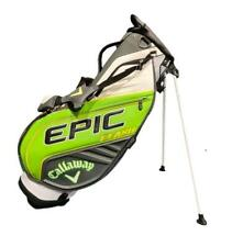 CALLAWAY EPIC FLASH STAFF STAND GOLF BAG - NEW - VALUE PLUS!