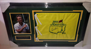 PSA/DNA The Masters ARNOLD PALMER Signed Autographed Pin Flag RIP TO THE KING