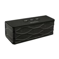 Ninetec powerblaster 2in1 BLUETOOTH SPEAKER ALTOPARLANTI CON POWER BANK BLACK