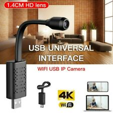 1080P FULL HD Mini IP Kamera USB Wi-FiCamera WLAN Überwachungkamera SET IR CAM