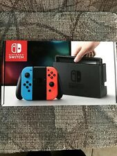 BRAND NEW NINTENDO SWITCH GAME CONSOLE