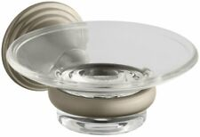 Kohler | Devonshire Collection | Traditional Round Soap Dish | K-10560-BV