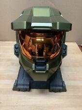 HALO 3 Legendary Edition Master Chief Helmet/Stand, No Game, Xbox 360 Microsoft