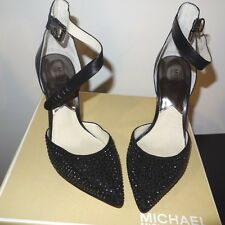 Michael kors shoes size 6 Black