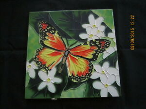 Monarch Butterfly Tile