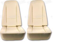 1976 - 1978  Corvette C3  Seat Foam Set (4 Piece)