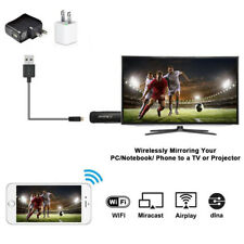 Wireless Wifi Airplay Phone Screen to HDMI TV Dongle Adapter Phone Miracast