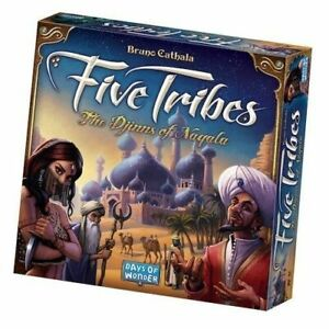 Five Tribes - NEW Board Game - AUS Stock