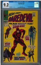 Daredevil #27 (1967) CGC 9.2; Spiderman appearance
