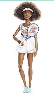 Barbie Signature Naomi Osaka Barbie. Pre-order CONFIRMED! FREE SHIPPING!