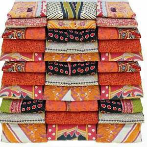 INDIAN VINTAGE WHOLESALE LOT KANTHA BLANKET THROW QUILT BOHEMIAN HIPPY Quilt
