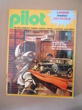 PILOT Rivista Fumetti n°9 1982 Christin Bilal - Ribera Lauzier   [D9]