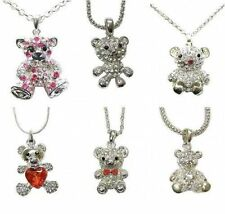 Crystal Round 41 - 45 Costume Necklaces & Pendants