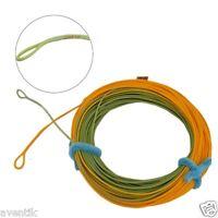 Aventik Weight Forward Floating Fly Fishing Line 3wt/4wt/7wt/8wt/9wt/10wt Loops
