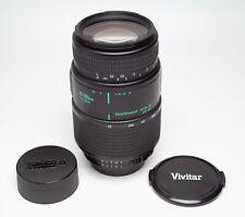 EX! Nikon AF Mount Quantaray Tech-10 70-300mm 1:4-5.6 D Zoom Lens TESTED