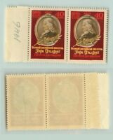 Russia USSR 1957 SC 1946 Z 1933 MNH pair . e3092
