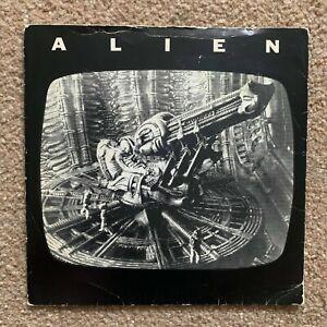 """Alien - Nostramo (7"""" Vinyl)"""