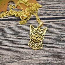 Bengal Cat Charm Pendant Necklace Cat Lover