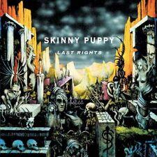SKINNY PUPPY Last Rights CD 1992