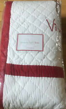 New Pottery Barn Kids Christmas Reindeer Cotton Quilt - Twin