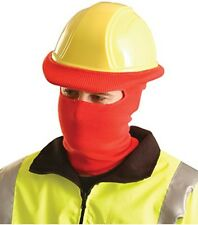 Occunomix Knitted Tube Full Face Liner for Hard Hat - Red