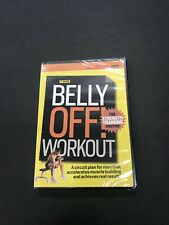 Mens Health: The Belly Off Workout The Strength Training Routine NIP