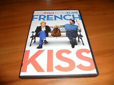 French Kiss (DVD, 2009 Widescreen) Meg Ryan, Kevin Kline Used