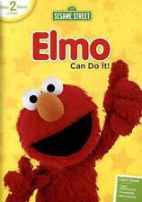 Sesame Street: Elmo Can Do It (DVD, 2015) NEW