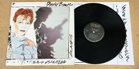 DAVID BOWIE Scary Monsters 1980 Dutch issue vinyl LP + INNER EXCELLENT CONDITION