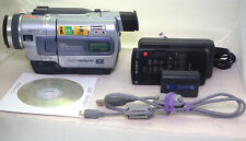 Nice Clean Sony Digital Handycam Dcr-Trv530 Bundle Tested Works Guaranteed Look