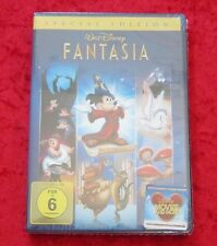 Fantasia Special Edition, Walt Disney DVD, Neu