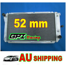 2ROW 56MM ALLOY RADIATOR FORD FALCON EA/EB/ED 3.2/3.9 L6 XR6/XR8 AUTO 1988-1994