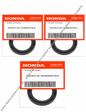 GENUINE HONDA Cam Camshaft , Crank Crankshaft Seal  SET Timing Belt Service Kit