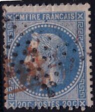 EMPIRE N°29 - OBLITERATION PD ROUGE + ETOILE DE PARIS.