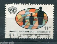 NATIONS UNIES - ONU - NEW YORK, 1965, timbre 147, EXPANSION, oblitéré