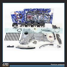 Master Engine Rebuild Kit for 02-06 Nissan Altima Engine QR25DE