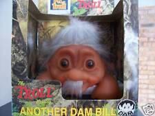 Bill The Shelf Sitter Troll - Dam Einstein Troll Doll - New In Package