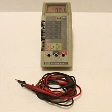 Fluke 8062 A True Rms Multimeter Volt Meter Handheld Digital Usa Vintage