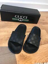Gucci slides sliders flip flops size 5 but more like size 4