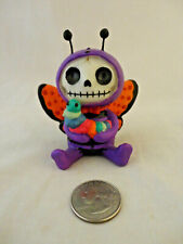2011 Flutters the Butterfly Skeleton Figurine Summit Collection