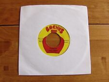 "7"" 45 Christie, Dave ""Backwood"" / ""Think I'll Go Get Stoned"" BACHUS MUS. BAC 102"