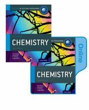 Chemistry 2014 : Oxford IB Diploma Program by Brian Murphy, Gary Horner,...