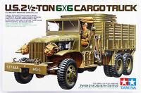 Tamiya 35218 US 2.5 ton 6x6 Cargo Truck 1/35 Scale kit