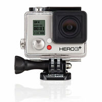 NEW SEALED GoPro HERO3+ Silver Edition Camera Action HD. Expedited Shipping!