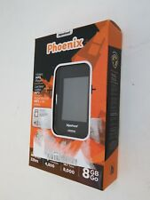 "Hipstreet HS-2410-8GB Phoenix 2.4"" Touch Screen 8GB MP3 Media Player Black"