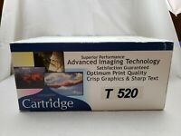 12A6835 TONER CARTRIDGE COMPATIBLE Lexmark High Yield Black T520 T522 T520D 522N