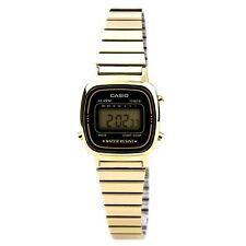 Casio Gold La670wga-1 Digital Alarm With Stop Watch La670 Countdown Timer