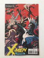 X-Men Prime #1 Anka Venomized Variant Hot Venom Cover