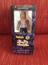 """New 2001 Buffy The Vampire Slayer Figure 5"""" Toyfare Exclusive Moore Collectible"""