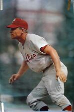 RARE JOHNNY CALLISON PHILLIES 1968 SPORTS ILLUSTRATED SI POSTER